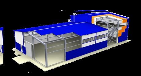 Проектирование металлоконструкций - ПЗМ